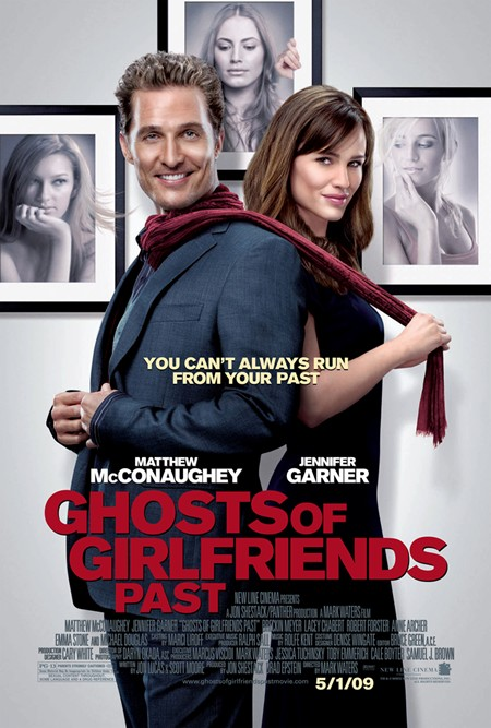 Ghosts of Girlfriends Past Poster Jennifer Garner