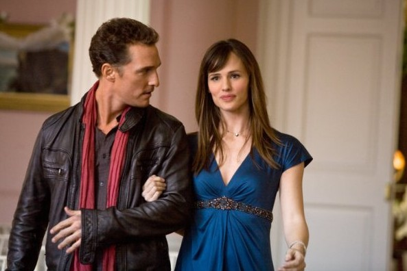 Jennifer Garner Ghosts of Girlfriends Past Movie