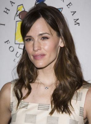 Jennifer Garner at the 10th annual Gospel Brunch