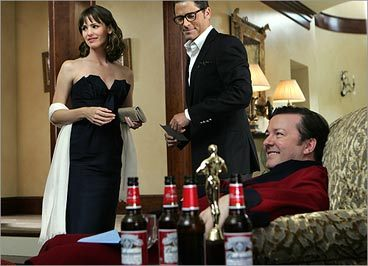 This Side of the Truth Movie Ricky Gervais Tina Fey Jennifer Garner