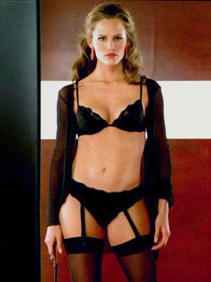 Jennifer Garner Bikini from Alias